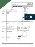 Filtro Davco 382 F3086