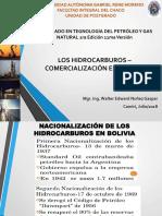 La Comercialización de Hidrocarburos en Bolivia-1