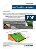 PDS -GT Sand Filled Mattresses (302 403-Ms-1012)