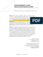 Economia Libidinal Lyotard