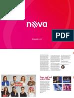 TV Nova - programový press kit pro podzim 2018