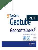 TenCate Geocontainer