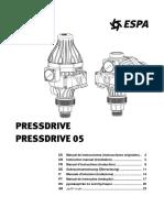 Manual de Instalacion Pressdrive 05