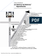 Grafico Oficial Da Reforma Protestante
