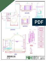 Reservorio 13 m3-Arquitectura (a1)