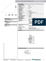P+F inductive sensor