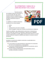 Antibioticos y Drogas (1)