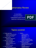 Fe Math Review