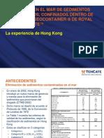 Hong Kong Disposal of Dredged Contaminated Sediments (SPANISH)