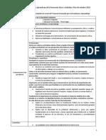 Descriptores Cursos LEA FEyC