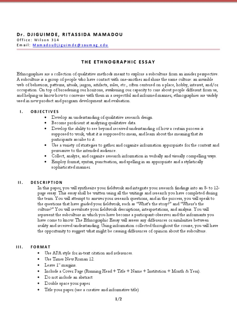 Professional Academic Writing Services  English Essay Question Examples also Service Quality Models Review Literature The Ethnographic Essay  Ethnography  Field Research Family Business Essay