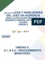 13.- Curso Cogep. Procedimiento Monitorio