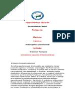 Trabajo Final de Derecho Político y Constitucional