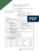 Data Dukung Akreditasi Sd-mi