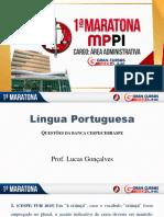 Mp-pi Gramática (Cespe)