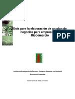 PlandeNegocios Bio Comercio