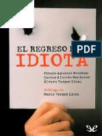El Regreso Del Idiota - AA. VV