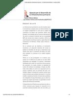 07-08-18 Apuesta por el desarrollo de la infraestructura portuaria - Dr. Manuel Añorve Baños _ La Crónica de Hoy