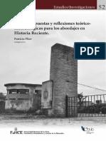Flier, P. (Comp). Dilemas y reflexiones historia reciente.pdf