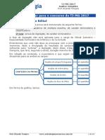 Plano de Estudos e Edital Verticalizado