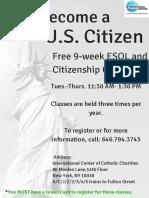 citizenship- 2018