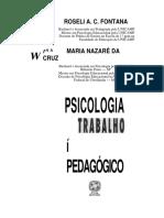 psicologia e trabalho pedagogico roseli fontana e nazare.pdf