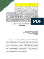 la filosofia del arte de schelling.pdf