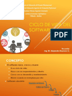 Ciclo de Vida de Software