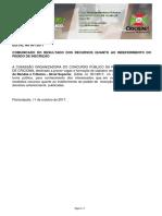 2017 Memorando Resultado Recursos E1 Ed01