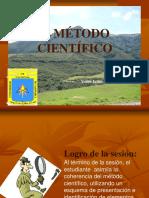 2. EL METODO CIENTÍFICO