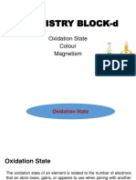 chemistry block-d