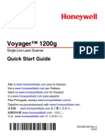 Manual Voyager 1200