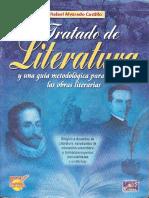 Tratado de Literatura_rafael Alvarado Castillo