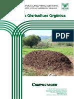 Apostila SENAR  Modulo II Olericultura Orgânica - Compostagem