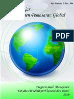 Ayu Krishna, S.sos,. M.M -Manajemen Pemasaran Global