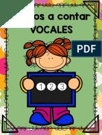 Trabajamos La Conciencia Fonológica Vamos a Contar VOCALES