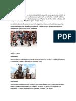 Bailes Folcloricos de Los 22 Departamentos