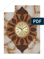 Layered Clock 2