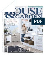 House and Garden Magazine September 2018 Issue