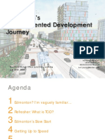 Edmonton's Transit Oriented Development Journey - Tom Young - Stantec