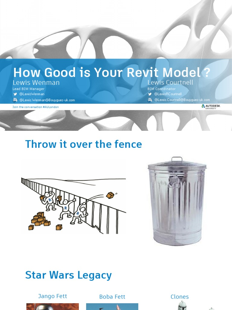 How Good is Your Revit Model | Building Information Modeling