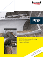 Tunnels and Mining - Stabilization