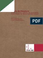A cura da literatura - breve encontro intenso da psicanálise com o texto de Maria Gabriela Llansol