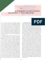 Eckert, Fisiología Animal. Capítulo 15 Sistema Digestivo