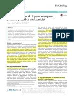 Pseudoenzimas