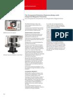 Schutzblock DMCR Für Hermetiktransformatoren