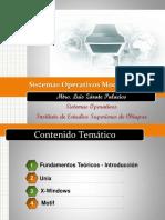 Asignatura - Sistemas Operativos Modernos