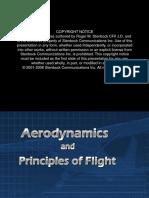 CFI Lesson 2 Aerodynamics