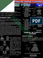 Teorema de Pappus y Gulding Rubiños