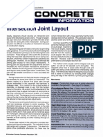 ACPA Joint Layout Procedure